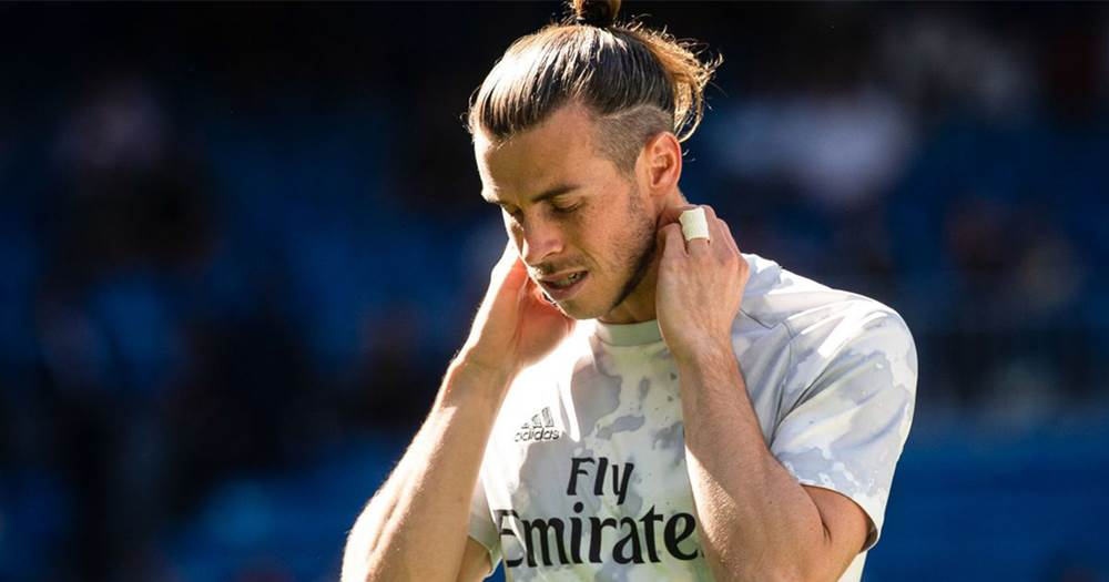 Gareth Bale set to miss both Galatasaray and Eibar with Wales ...