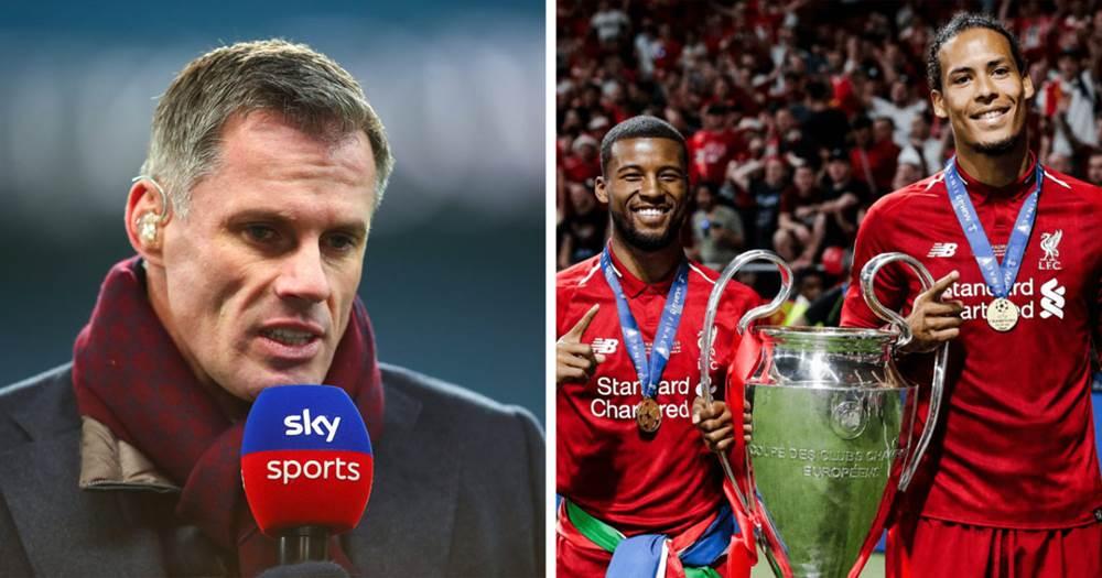 Carragher: 'arrogance' might help Liverpool win PL title against