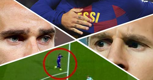 'It's Messi making Griezmann flat in front of goal?': Barca fan strongly urges Frenchman to step up