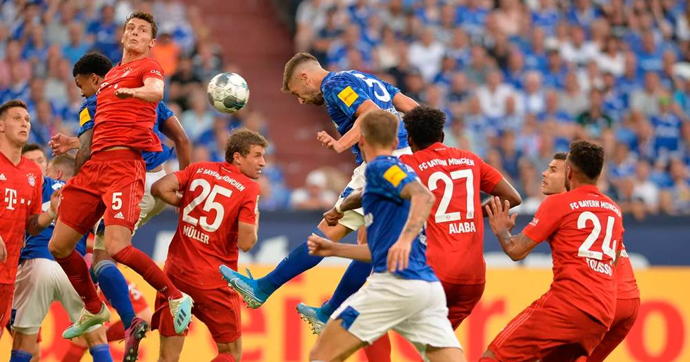 Schalke Heute Anstoß