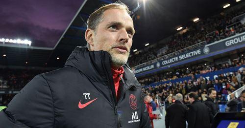 Thomas Tuchel rumoured to be among candidates for Arsenal job