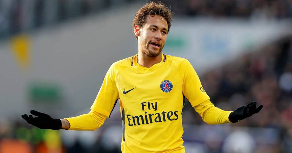 release date 5cfaf 8735d Le Parisien: PSG allegedly put HUGE price tag on Neymar ...