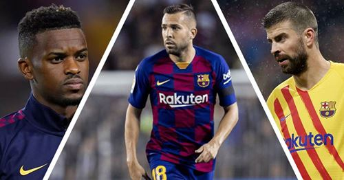 Valverde liefert ein Update bezüglich der Verletzungen von Pique, Alba und Semedo