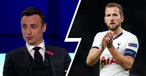 Berbatov insists Kane would be ideal signing for United