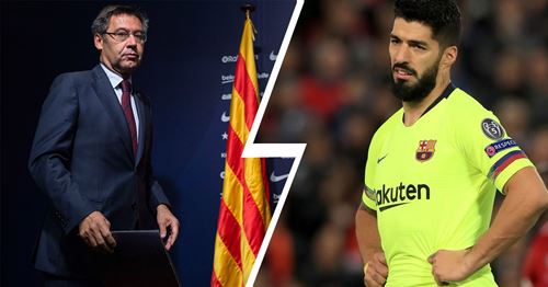 Bartomeu: 'We want to win everything but La Liga is the main goal'