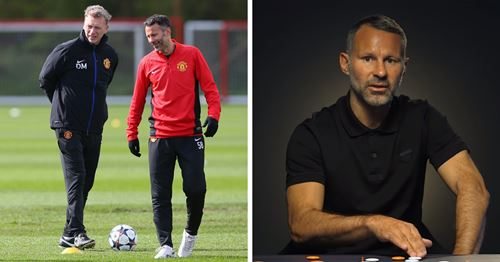 'It was pretty easy': Ryan Giggs talks succeeding David Moyes at United