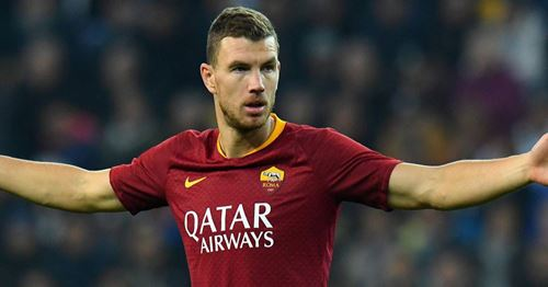 United fans disgusted by Dzeko links: 'Hope this is a joke', 'Would rather have Lukaku back'