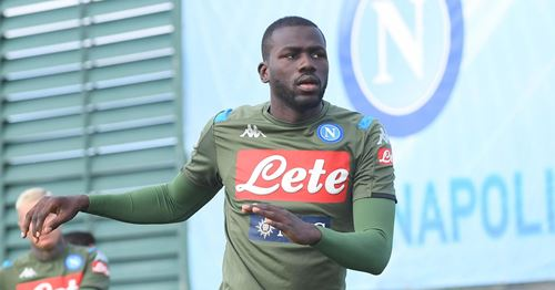 🎭 THURSDAY TRANSFER: do United still need Kalidou Koulibaly?