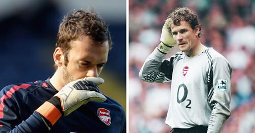 Almunia: 'I wanted Lehmann to make mistakes - that is normal'