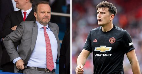 'This approach is the right one': Ed Woodward hints no Director of Football earmarked