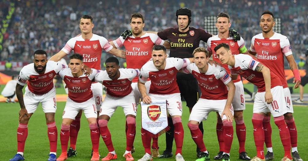 Transfermarkt rate Arsenal as the world's 12th most valuable
