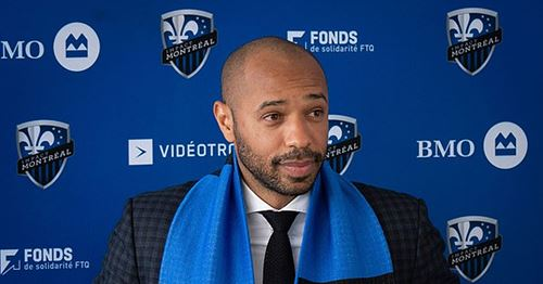 'I learned a lot about myself': Thierry Henry aims to bounce back from Monaco failure as Montreal manager