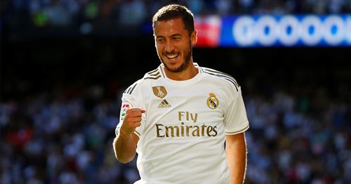 Hazard starting to deliver with his Real Madrid numbers improving with each match
