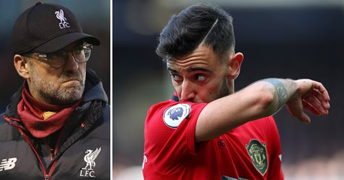 'I'm afraid they are going to get back to the top very fast': Liverpool fan fears United's progress
