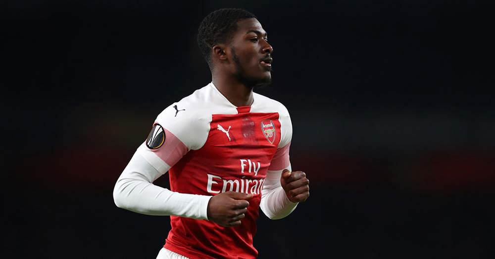 online retailer 57f37 0e040 Emery addresses Maitland-Niles' struggles against Bayern ...