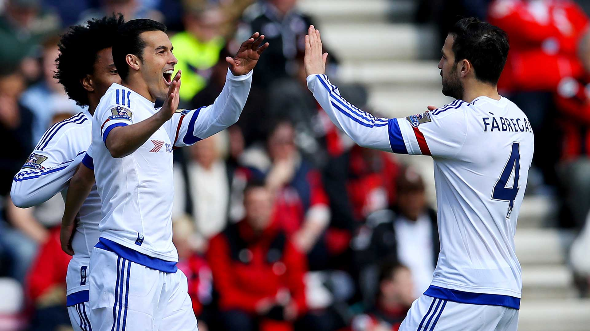 Pedro provides insight into the players he sits next to in the