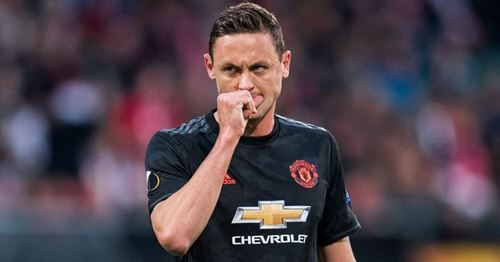Nemanja Matic 'considering his options' with European giants interested