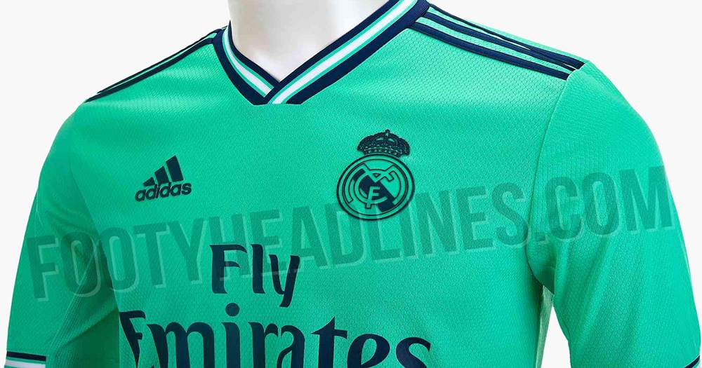 new arrival 21b7b 23413 Real Madrid's third kit spotted for sale on Amazon - Tribuna.com