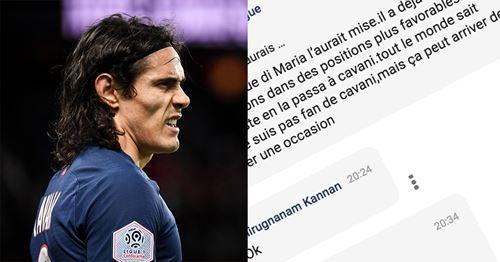 """""""Arrêtez de jouer votre cœur pour Cavani"""": 3 fans donnent leur avis sur l'attaquant uruguayen"""