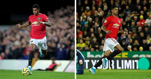 Top 3 sprinters at United: Rashford features twice