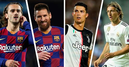 Leo Messi has his last laugh, beating all of Ballon d'Or's top-3
