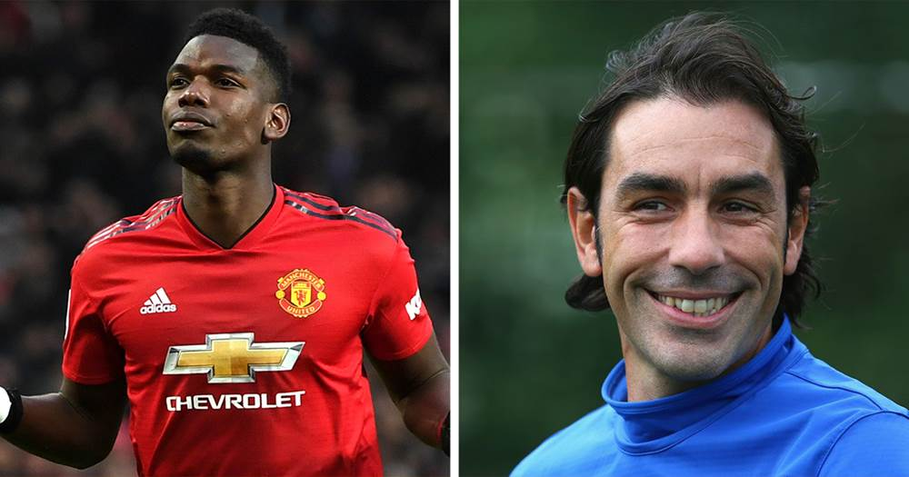 Image result for Robert Pires and Pogba