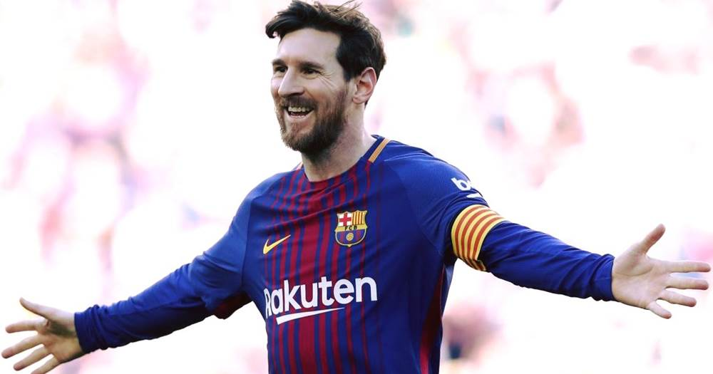 37234240 Curious coincidence: Two certain Messi's goals hint at Treble ...